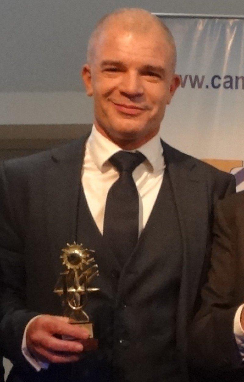 Facal fue premiado con un Sol de Oro 2016 por su compromiso con la actividad turística.