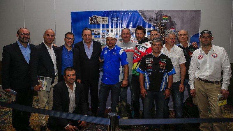 El Dakar 2017 estará en tres capitales sudamericanas.