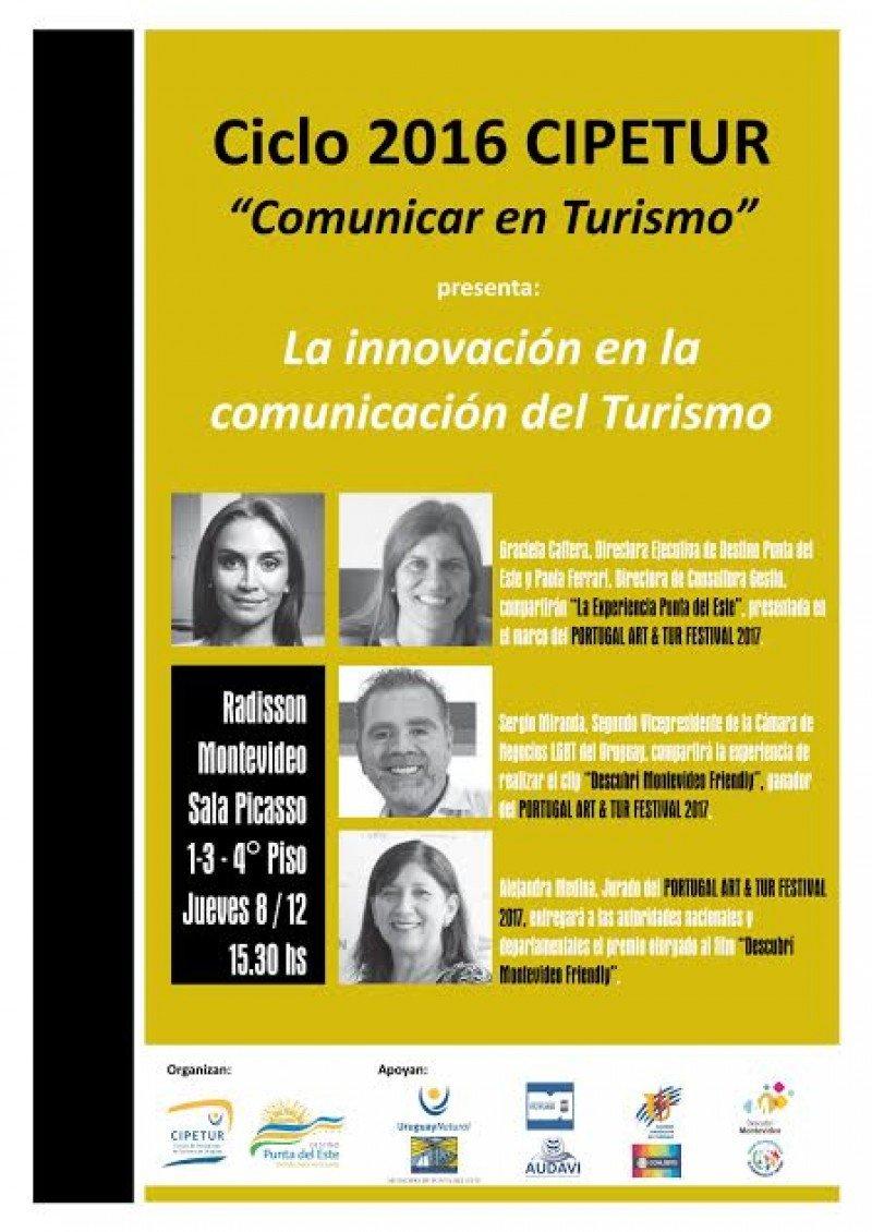 'La Innovación en la Comunicación del Turismo' en feria VTN-Encotur