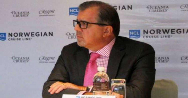 'Como cubano-estadounidense y fundador de Oceanía, estoy increíblemente orgulloso de que uno de los buques de Oceanía será el primero en navegar a Cuba', aseguró Frank Del Río, presidente de Norwegian Cruise Line Holdings Ltd.