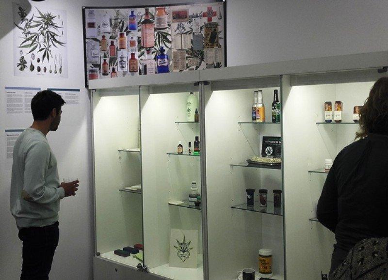 El museo uruguayo tiene una colección propia vinculada a la cultura y la historia del cannabis, y un jardín etnobotánico con diversas especies.
