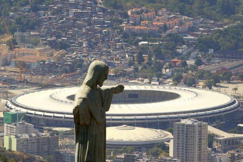 Piden ayuda para mantener el Cristo Redentor, mayor atracción de Río de Janeiro