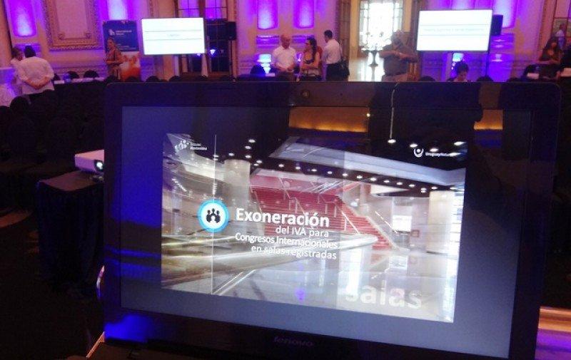 Networking: clave para Montevideo como destino de reuniones