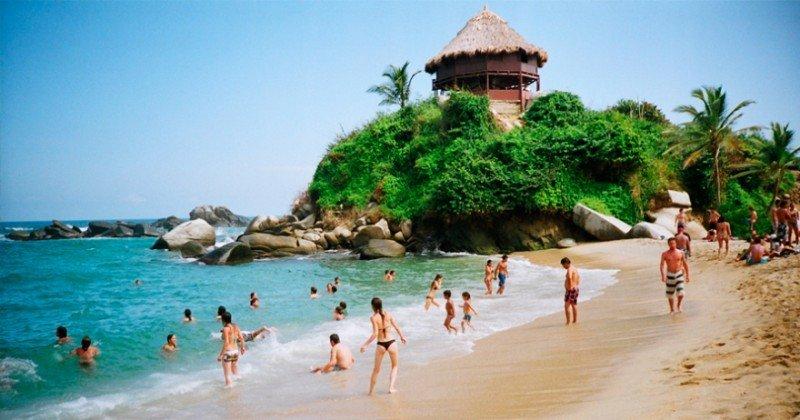 Parque Tayrona de Colombia cerrará en febrero por petición de indígenas