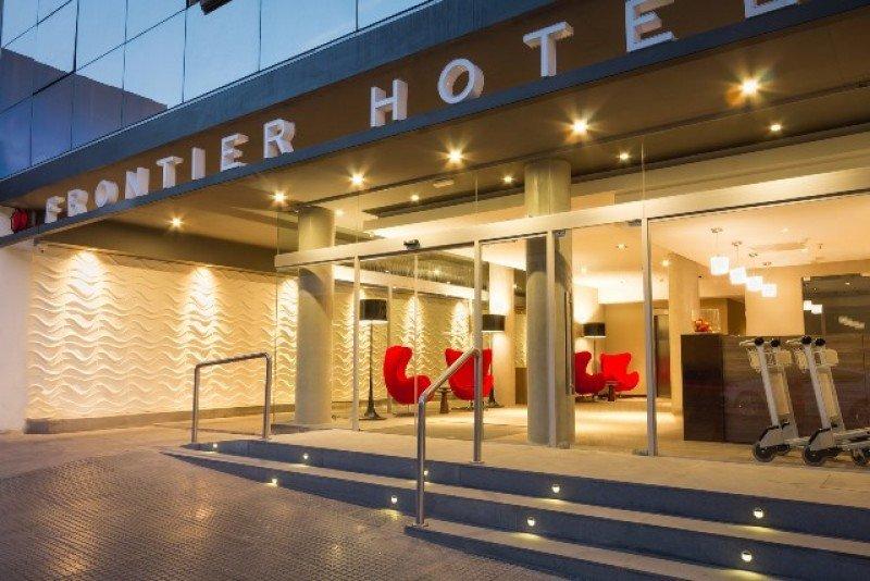 Inaugura el Frontier Hotel Rivera en la frontera de Uruguay y Brasil