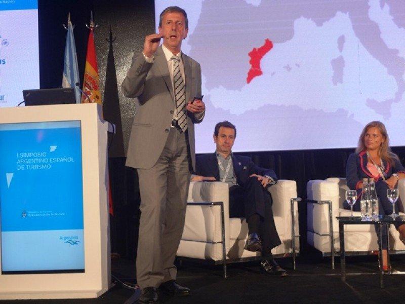 José Luis Wagner, de la Agencia Valenciana de Turismo.