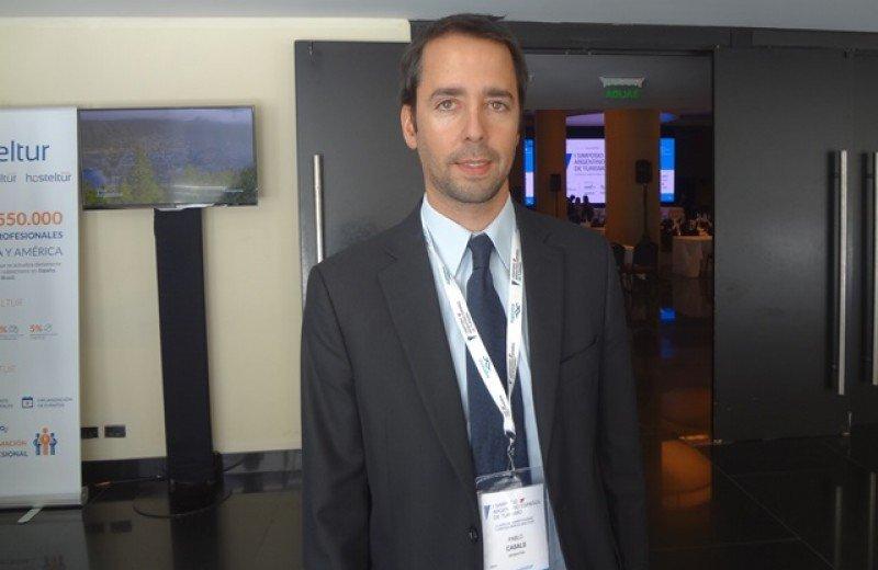 Pablo Casals, subsecretario de Innovación y Tecnología del Ministerio de Turismo de Argentina