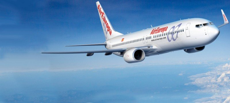 Air Europa empieza a volar entre Madrid y Guayaquil