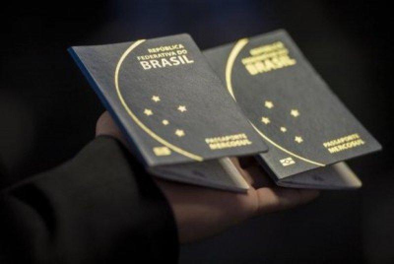 Brasil suspende producción de pasaportes por falta de pago del Tesoro Nacional