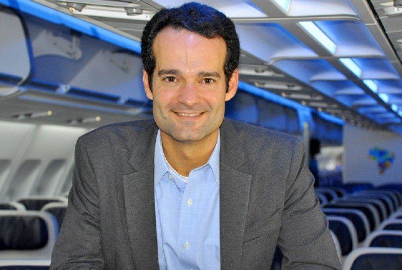 Antonoaldo Neves, presidente de Azul.