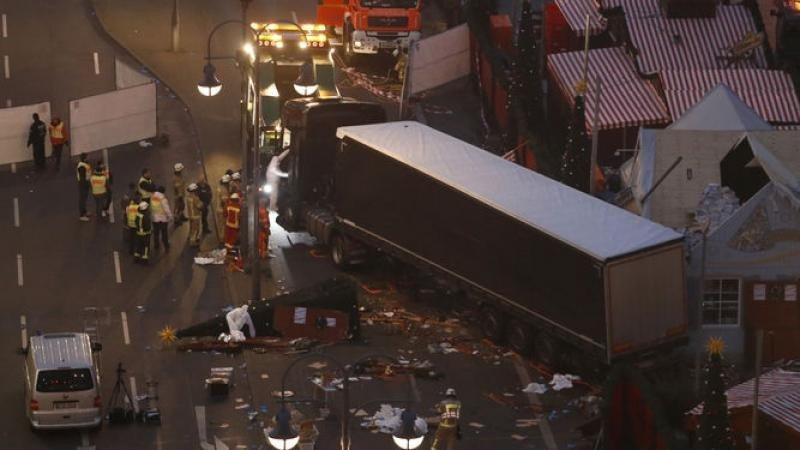 Estado Islámico se atribuye ataque en Berlín; único sospechoso quedó libre