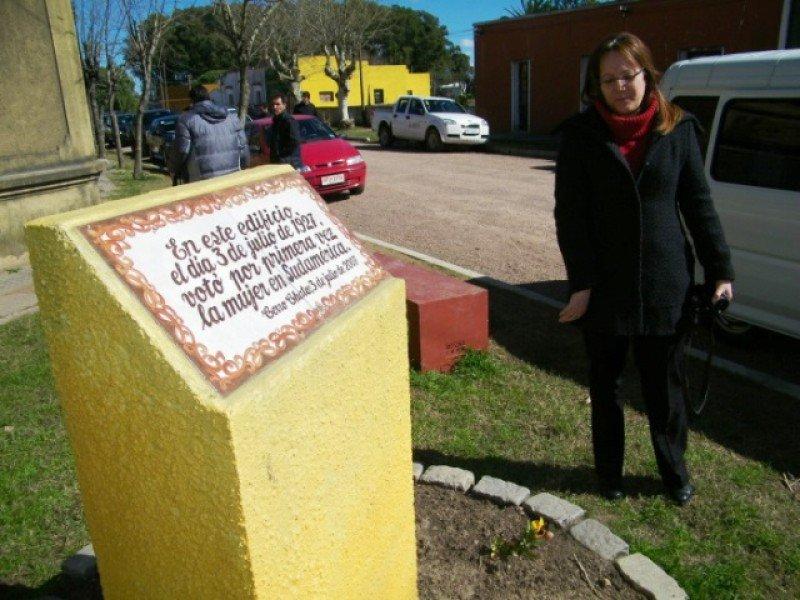 Cerro Chato es la cuna del voto femenino en América Latina. Foto: Florida Diario