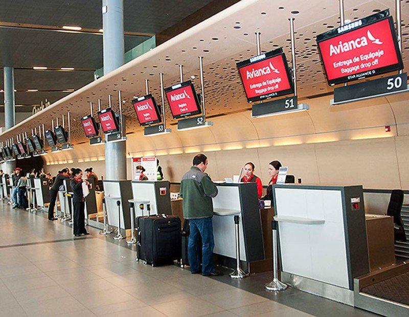 Grupo Avianca transportó 4,1% más pasajeros hasta noviembre
