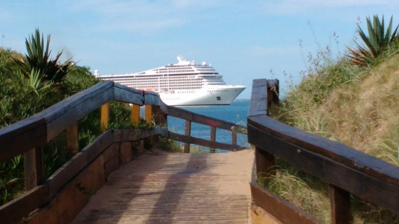 Punta del Este inicia temporada de cruceros y espera crecer para 2018
