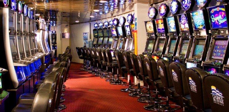 Ganancias de US$ 120 millones en 2016 para casinos estatales de Uruguay