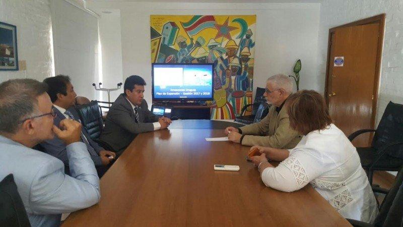 Amaszonas proyecta volar de Montevideo a Córdoba y Porto Alegre desde marzo