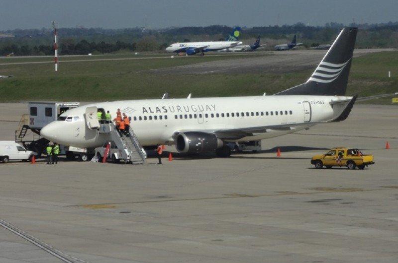 Alas Uruguay perdió sus rutas y el certificado de operador aéreo