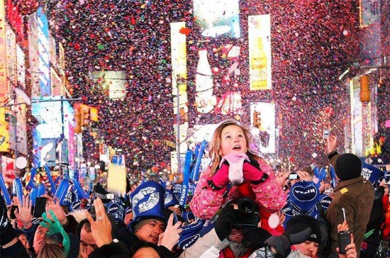 Nueva York reforzará la seguridad en celebración de Año Nuevo
