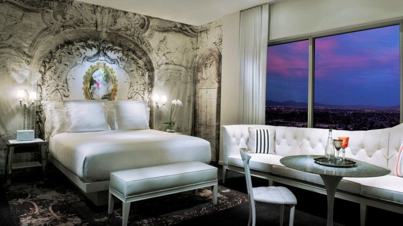 La Wow Suite fue diseñada por Lenny Kravitz.