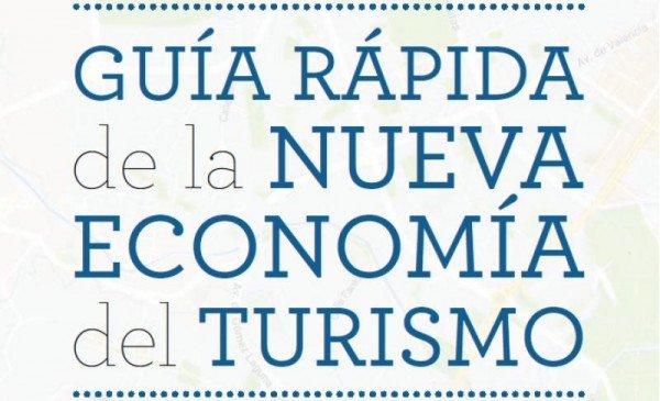 La Guía Rápida A-Z de la Nueva Economía del Turismo, en un libro gratis   Economía