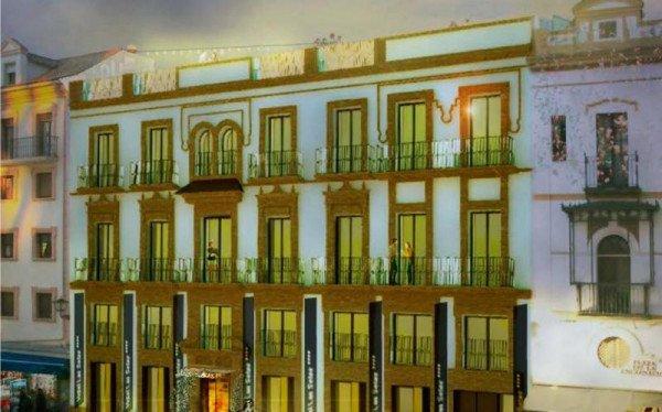 grupo intur suma un hotel en el casco hist rico de sevilla