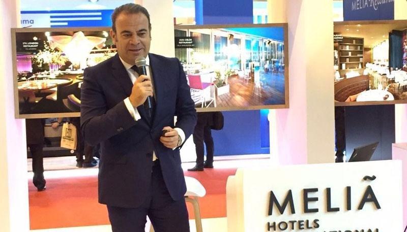 El CEO de Meliá será uno de los empresarios más destacados este año
