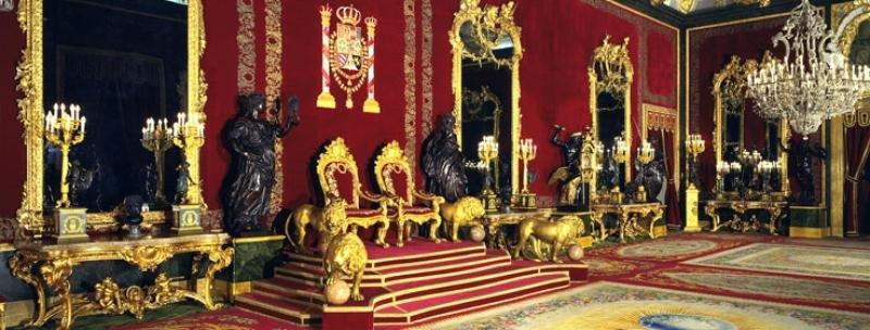 El Palacio Real de Madrid. Foto: Patrimonio Nacional.