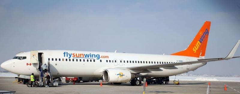 El piloto de Sunwing Airlines triplicaba la tasa de alcohol