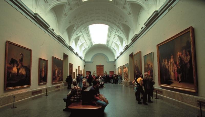 Aumentan un 12,5% las visitas al Museo del Prado gracias al repunte del turismo