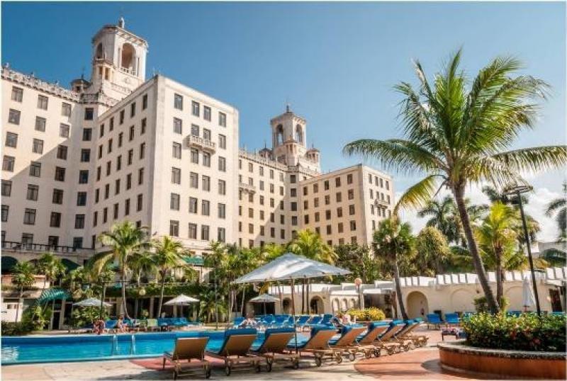 El deshielo con EEUU disparó los ingresos del Hotel Nacional de Cuba