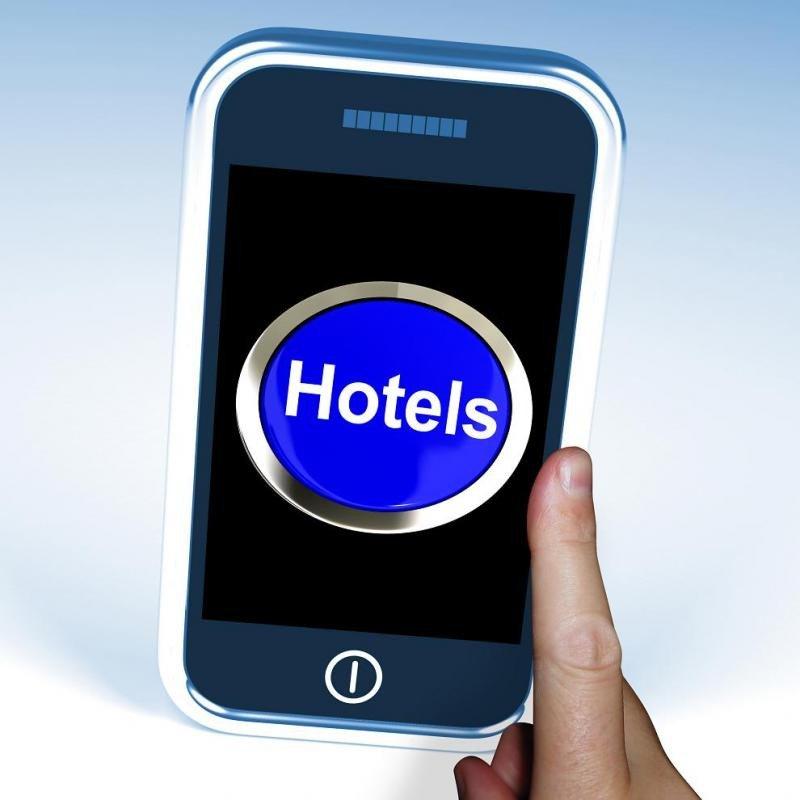 El móvil está omnipresente en el panorama hotelero para 2017.