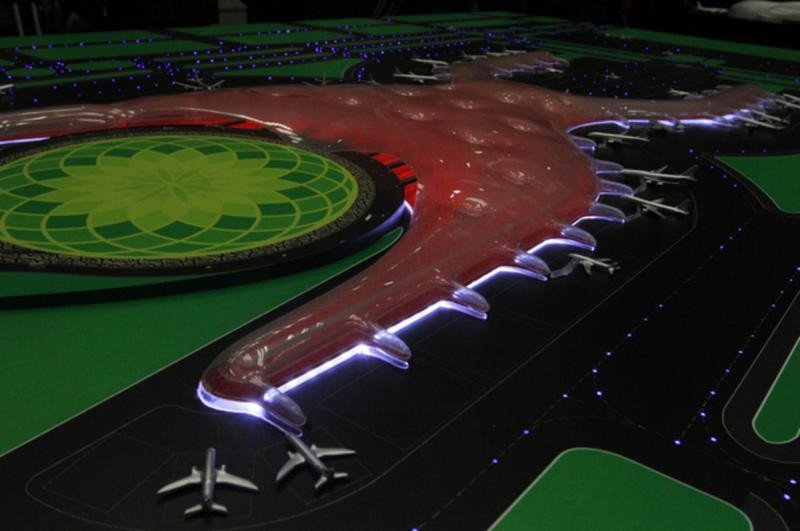 Acciona, FCC y Slim construirán la terminal del aeropuerto de México