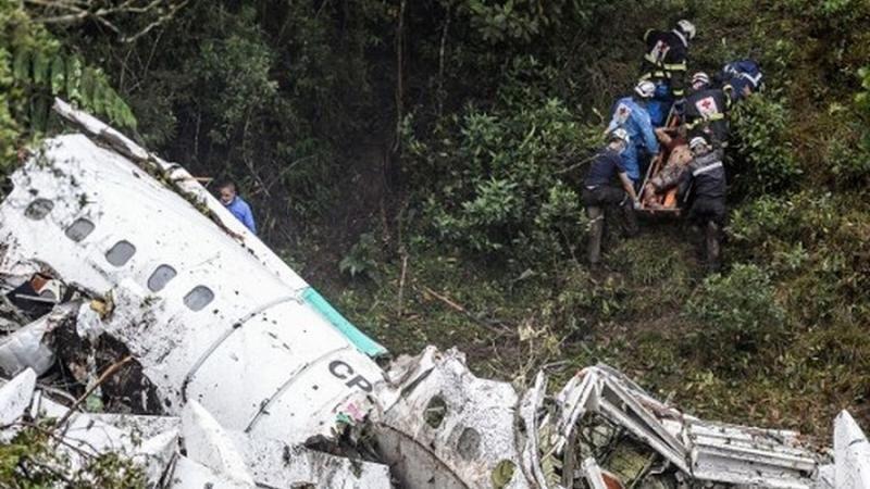 El accidente acabó con la vida de 71 personas.