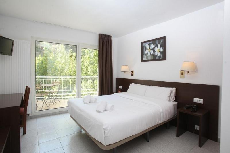 El Silken Insitu Eurotel cuenta con 70 habitaciones de siete categorías.