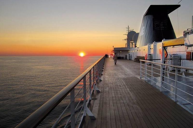 El buque Minerva es uno de los barcos con los que operaba All Leisure Holidays.