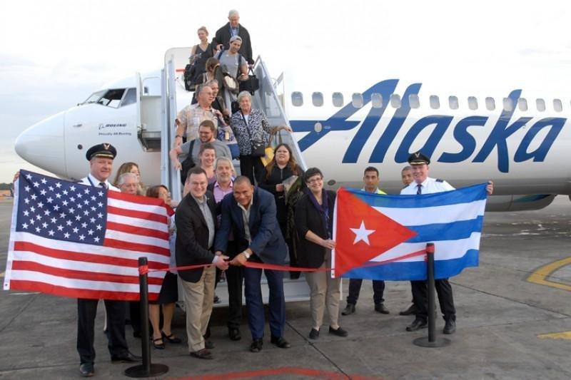 Alaska Air abre una ruta entre Los Ángeles y La Habana