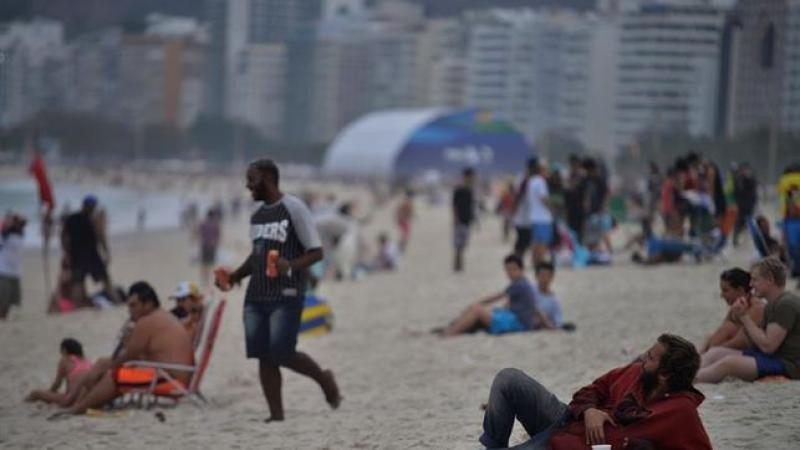 Brasil bate su récord de turistas con 6,6 millones