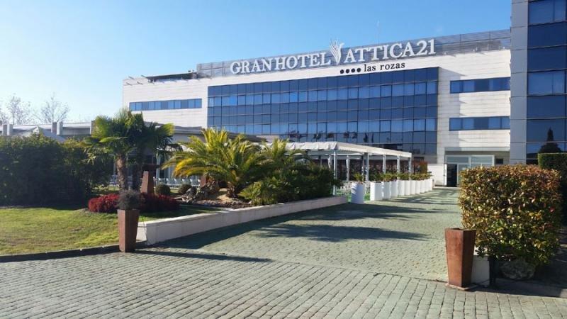 Attica21 compra su primer hotel en Madrid