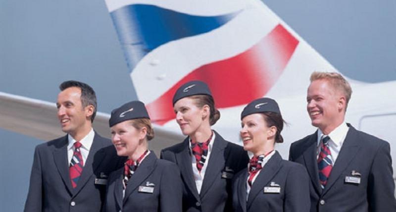 British Airways cancela 48 vuelos por la huelga de su personal de cabina