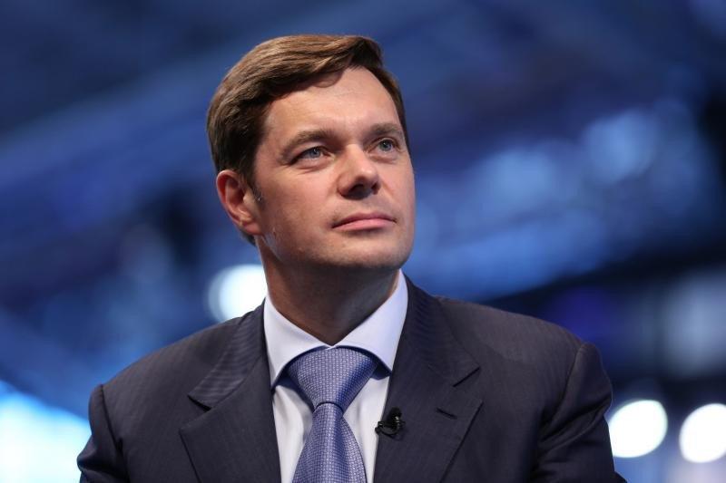 Alexei Mordashov. Foto: Bloomberg.
