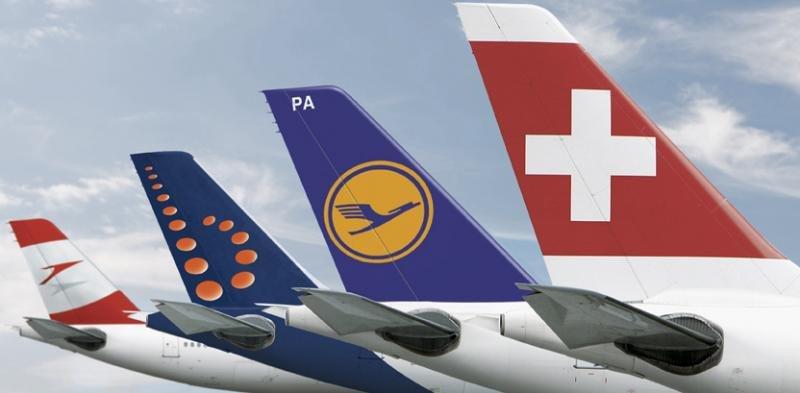 Lufthansa transportó a casi 110 M de pasajeros en 2016