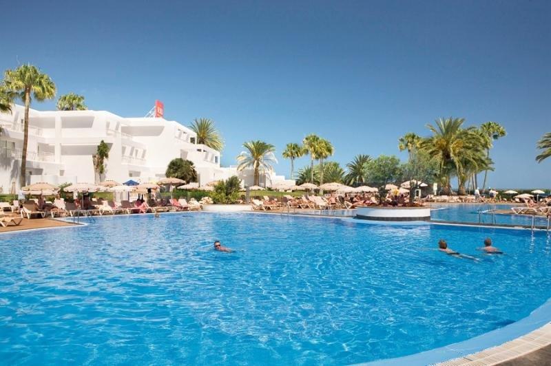 Tres de los hoteles de Riu en en España han sido premiados. Foto: ClubHotel Riu Paraiso Lanzarote Resort.