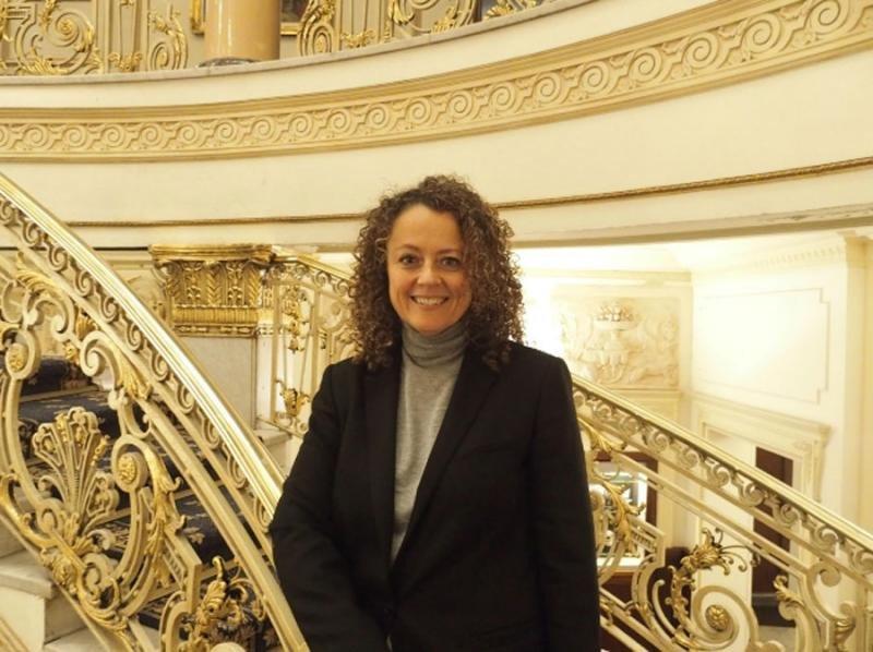 Elisabeth Vidal Pérez, nueva directora de Marketing y Ventas del Avenida Palace