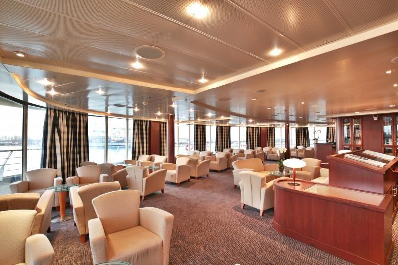 Silversea renueva el Silver Whisper para un crucero de 116 días