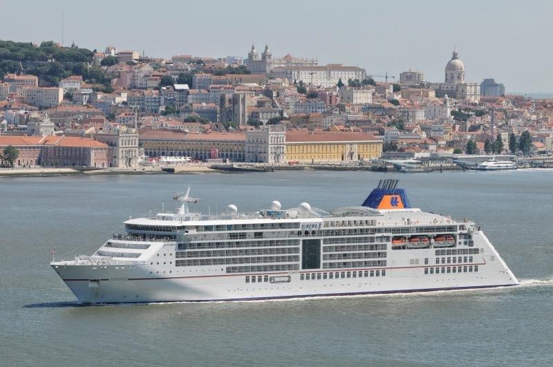Puerto de Lisboa. Foto: Luis Miguel Correia.