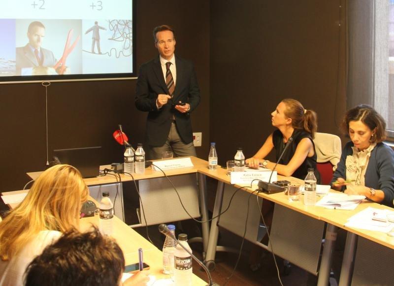 Marcel Forns, director general de GEBTA España.
