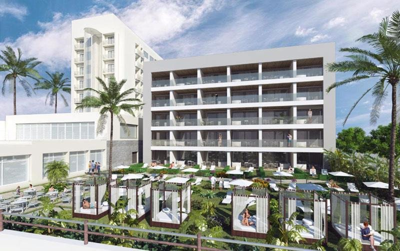 Med Playa invierte 5,2 M € en la ampliación del Pez Espada de Torremolinos