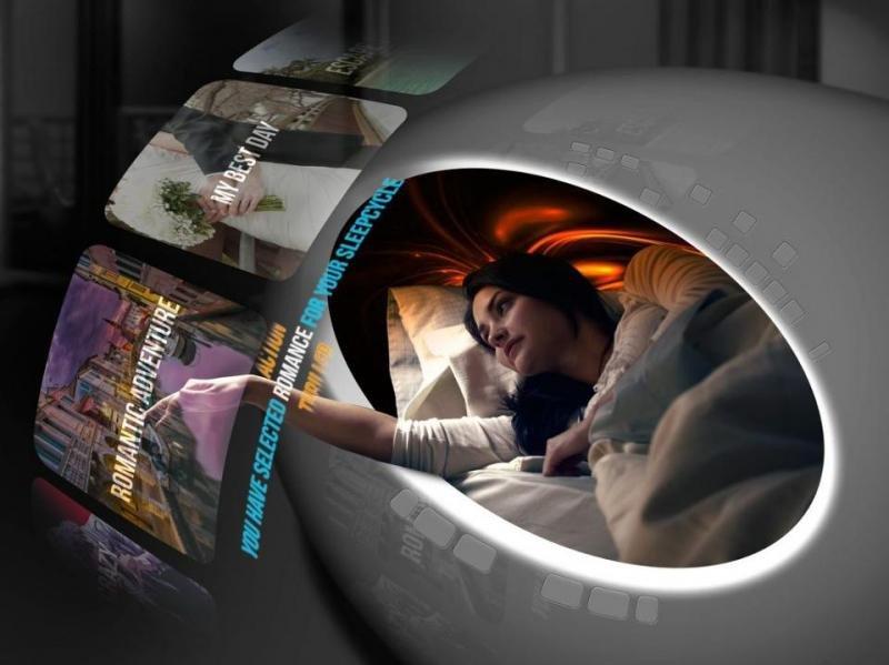 La neurotecnología facilitará un sueño más reparador sin necesidad de recurrir a medicación alguna.