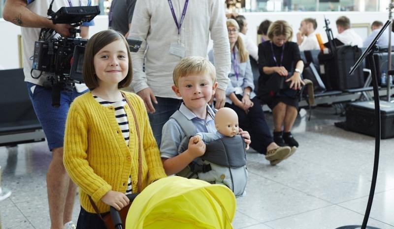 Niños viajeros: ¿cómo es la nueva generación de pasajeros?