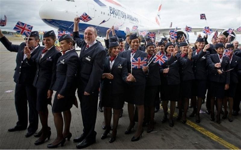 La tripulación de cabina de British Airways convoca una nueva huelga.